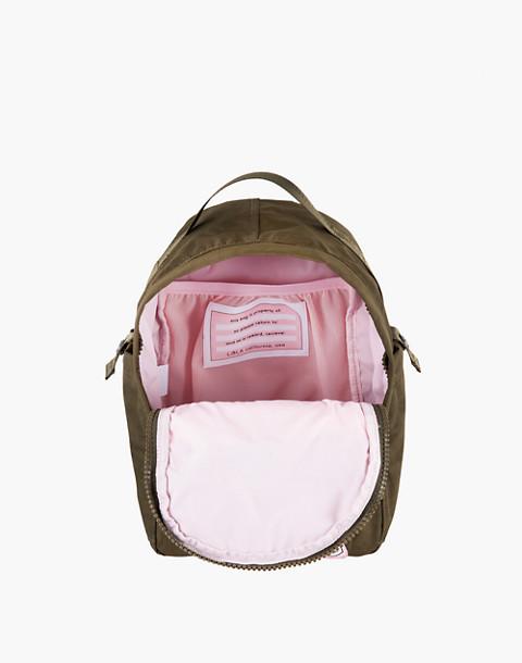 LOLA™ Mondo Utopian Small Backpack in dark green image 2