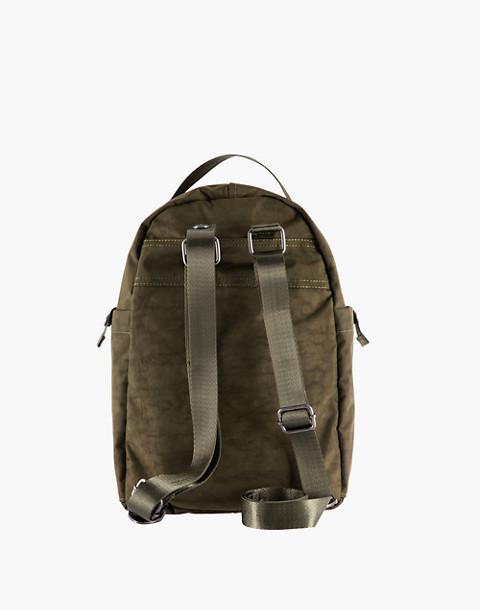 LOLA™ Mondo Utopian Small Backpack in dark green image 3