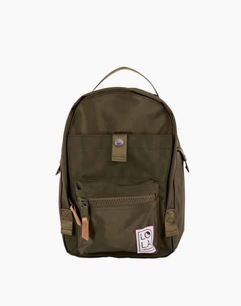 LOLA™ Mondo Utopian Small Backpack in dark green image 1