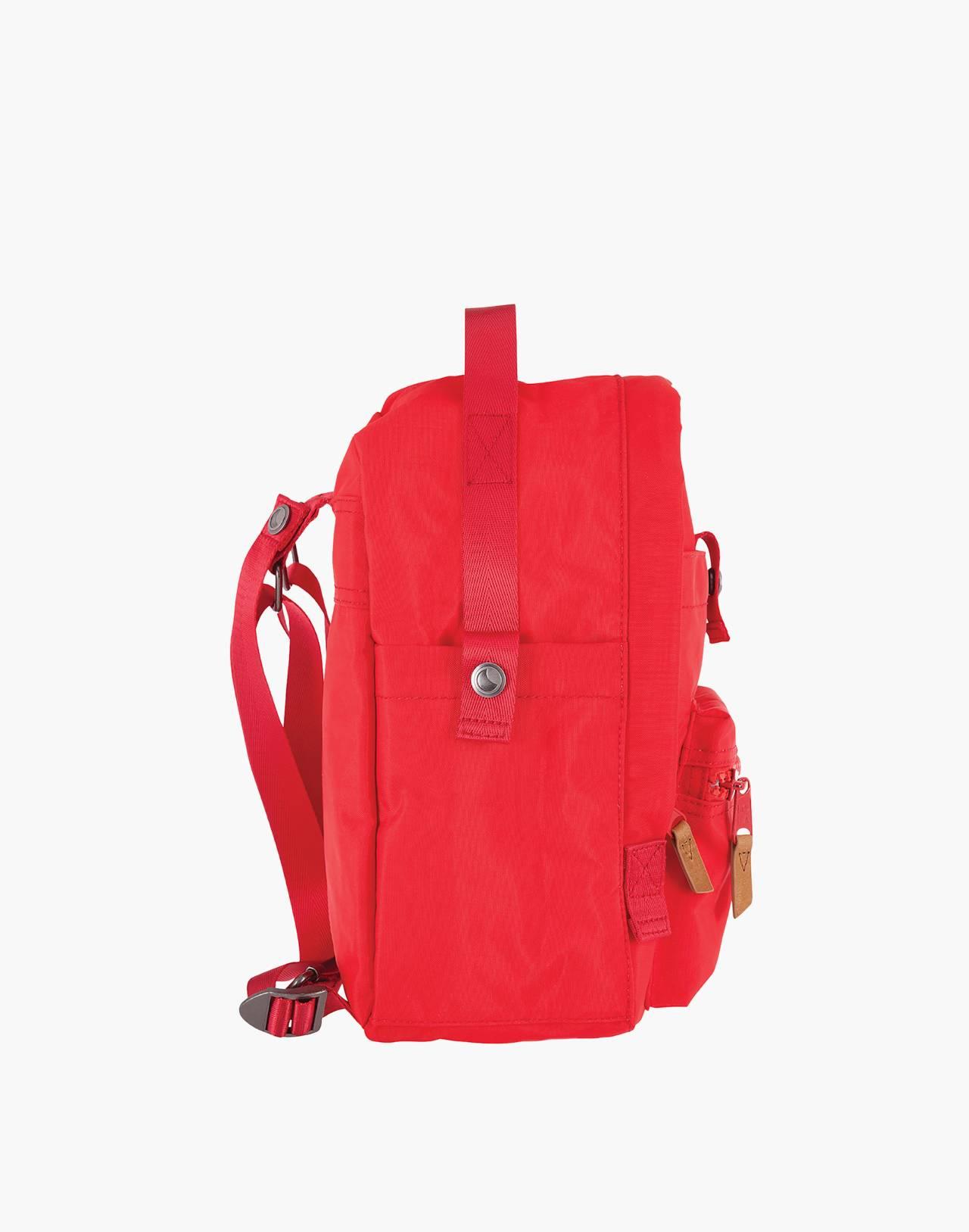 LOLA™ Mondo Utopian Small Backpack in red image 3