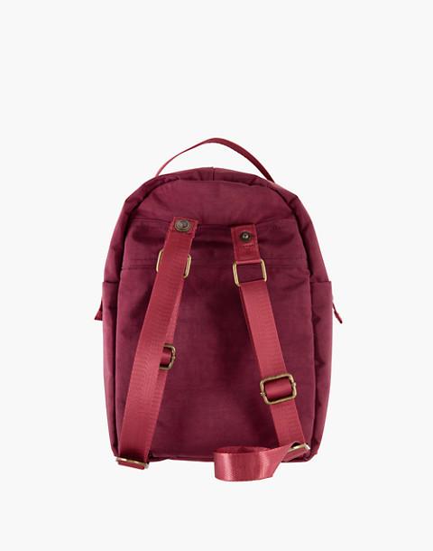 LOLA™ Mondo Utopian Small Backpack in dark red image 3