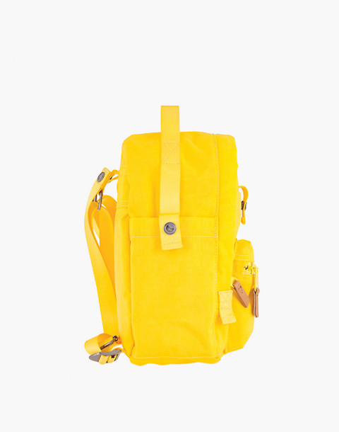 LOLA™ Mondo Utopian Small Backpack in yellow image 3