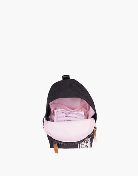 LOLA™ Mondo Stargazer Mini Convertible Backpack in black image 2