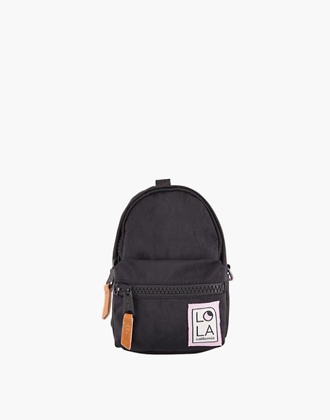 LOLA™ Mondo Stargazer Mini Convertible Backpack in black image 1