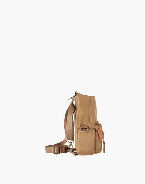 LOLA™ Mondo Stargazer Mini Convertible Backpack in light brown image 3