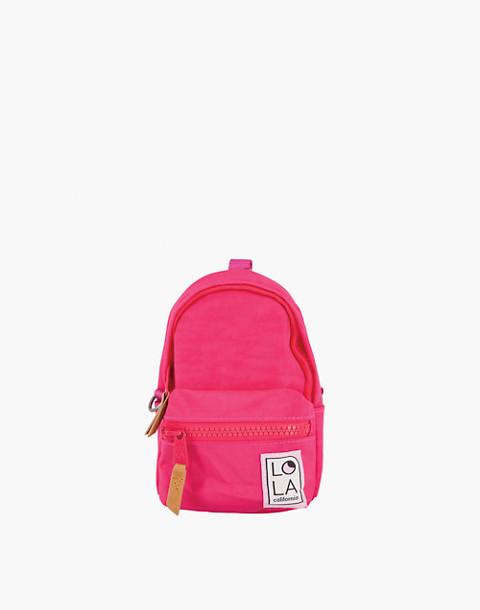 LOLA™ Mondo Stargazer Mini Convertible Backpack in pink image 1