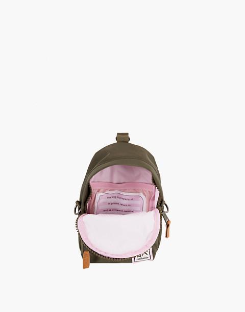 LOLA™ Mondo Stargazer Mini Convertible Backpack in dark green image 2