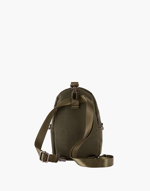 LOLA™ Mondo Stargazer Mini Convertible Backpack in dark green image 3