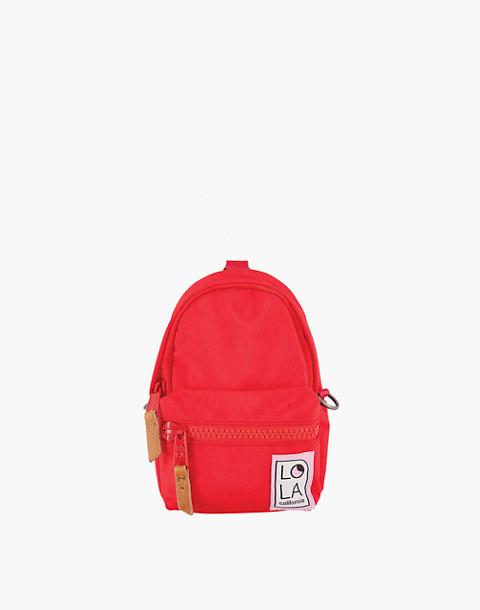 LOLA™ Mondo Stargazer Mini Convertible Backpack in red image 1
