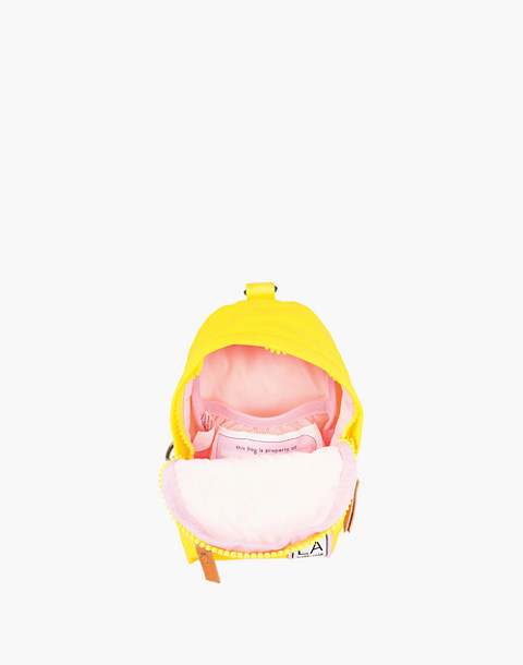 LOLA™ Mondo Stargazer Mini Convertible Backpack in yellow image 2