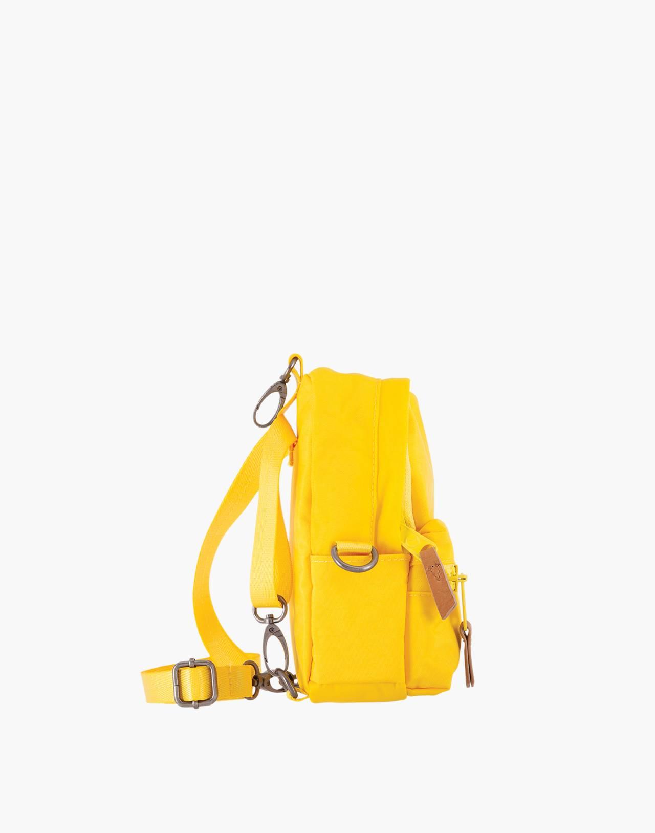 LOLA™ Mondo Stargazer Mini Convertible Backpack in yellow image 3