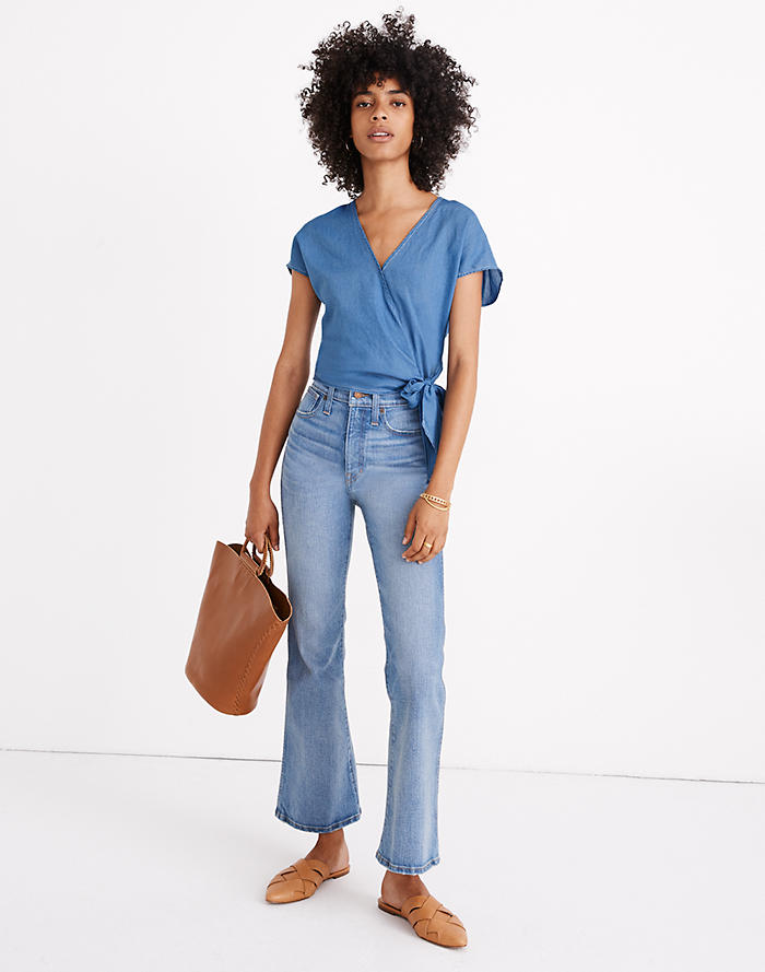 bc575a81 Women's Shirts & Tops : Tanks, Tees, Blouses & Chambray | Madewell