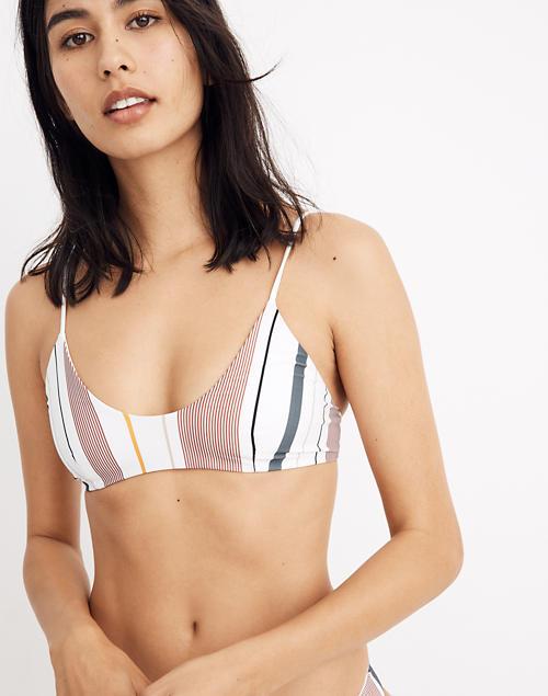 Tavik® Nahla Bikini Top by Madewell