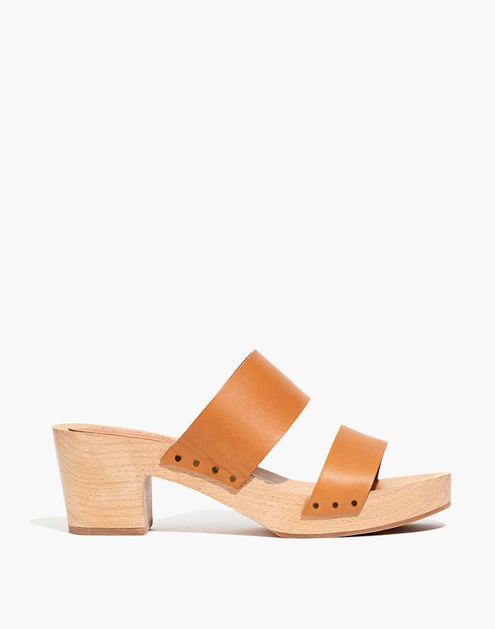The Clara Clog Sandal
