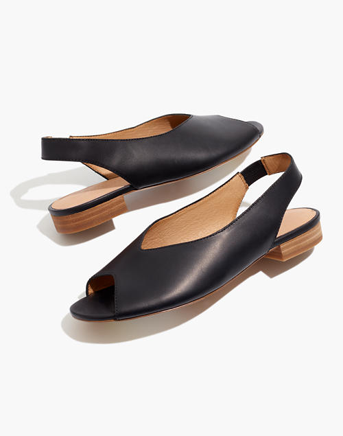 The Tavi Slingback Sandal by Madewell
