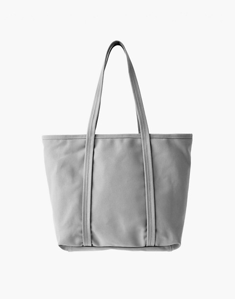 MAKR Canvas Day Tote Bag in grey image 1