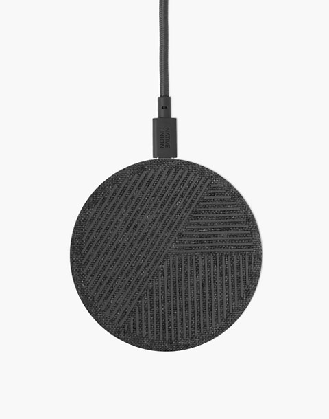 NATIVE UNION™ Drop Wireless Charger in grey image 1
