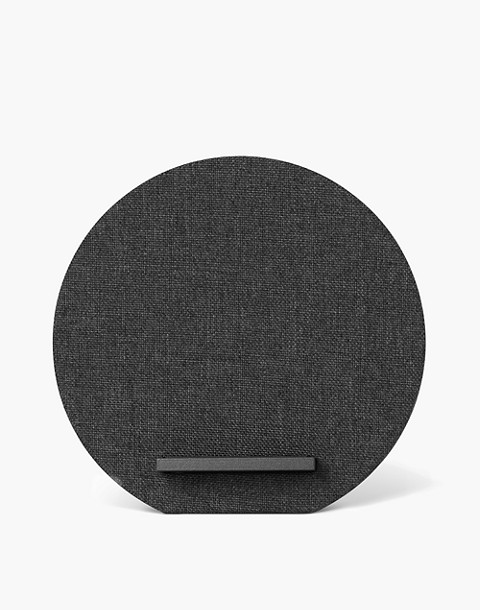 NATIVE UNION™ Dock Wireless iPhone® Charger in grey image 1