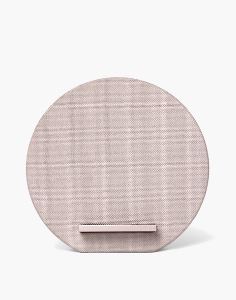 NATIVE UNION™ Dock Wireless iPhone® Charger in pink image 1