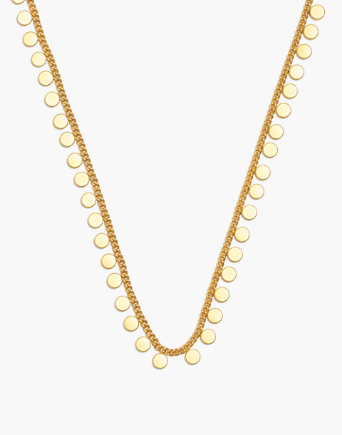 Connect The Dots Choker Necklace by Madewell