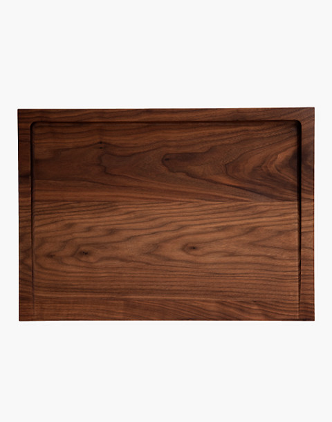 W&P™ Host Cutting and Serving Board in brown image 1