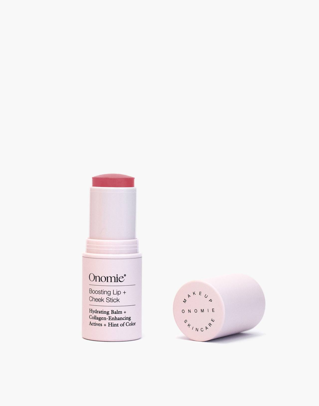 Onomie® Boosting Lip and Cheek Stick in orange image 1