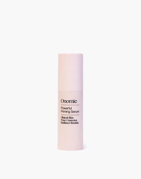 Onomie® Powerful Priming Serum in natural image 1