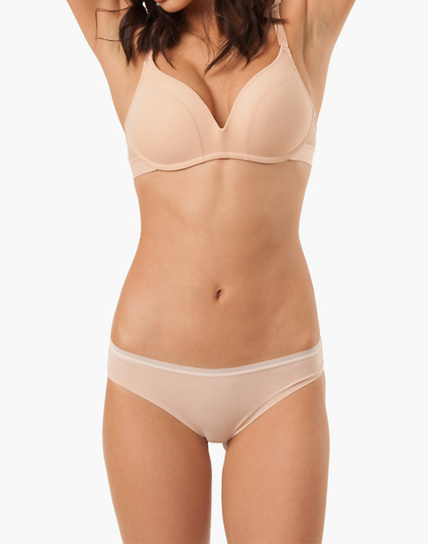 LIVELY™ No-Wire Push-Up Bra in nude image 1