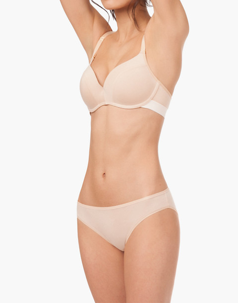 LIVELY™ All-Day No-Wire Push-Up Bra in nude image 2