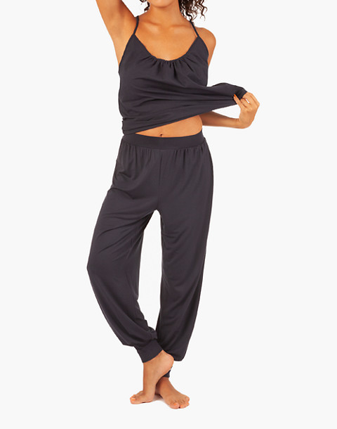 LIVELY™ All-Day Jogger Pants in navy image 1