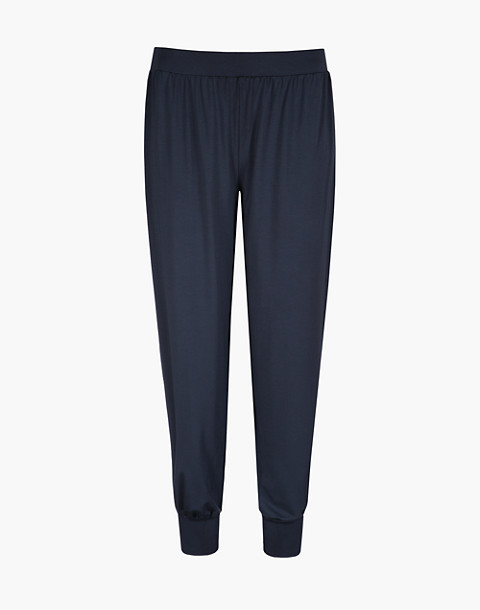 LIVELY™ All-Day Jogger Pants in navy image 3