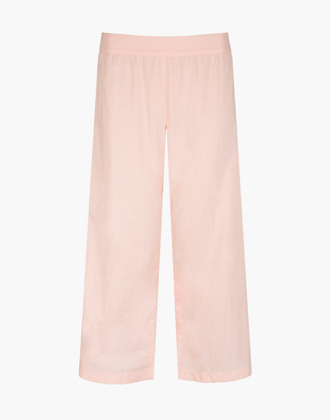 LIVELY™ Wide-Leg Lounge Pants in pink image 3