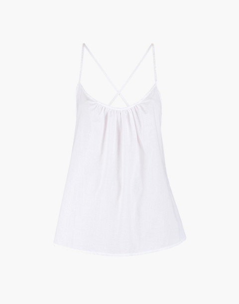 LIVELY™ Lounge Cami Top in white image 2