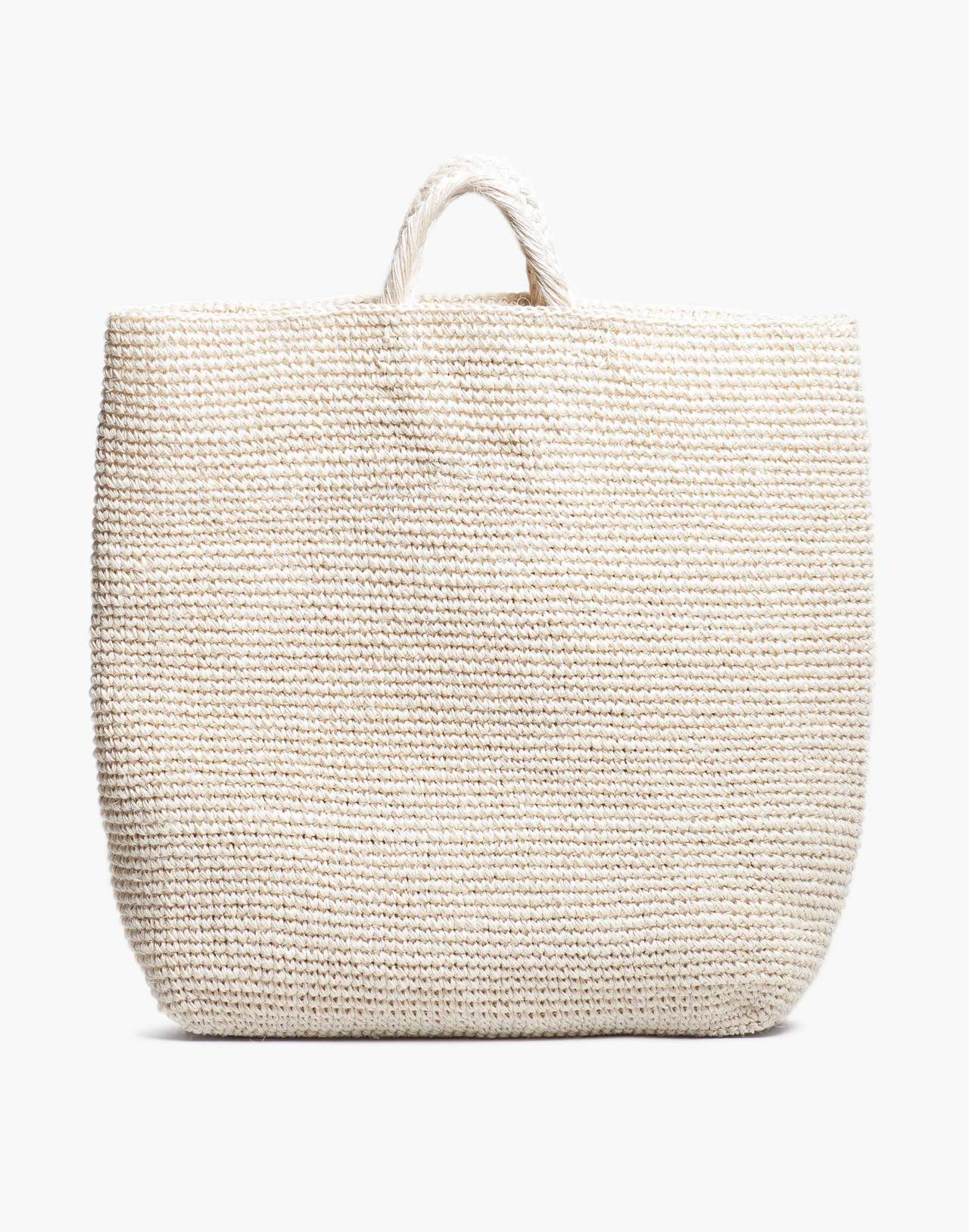 SOMEWARE™ Palma Crocheted Market Bag in nude image 2