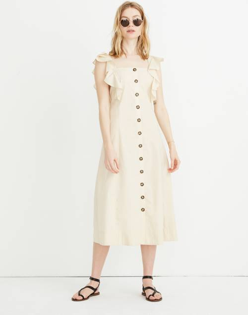 Princess Seamed Maxi Dress by Madewell