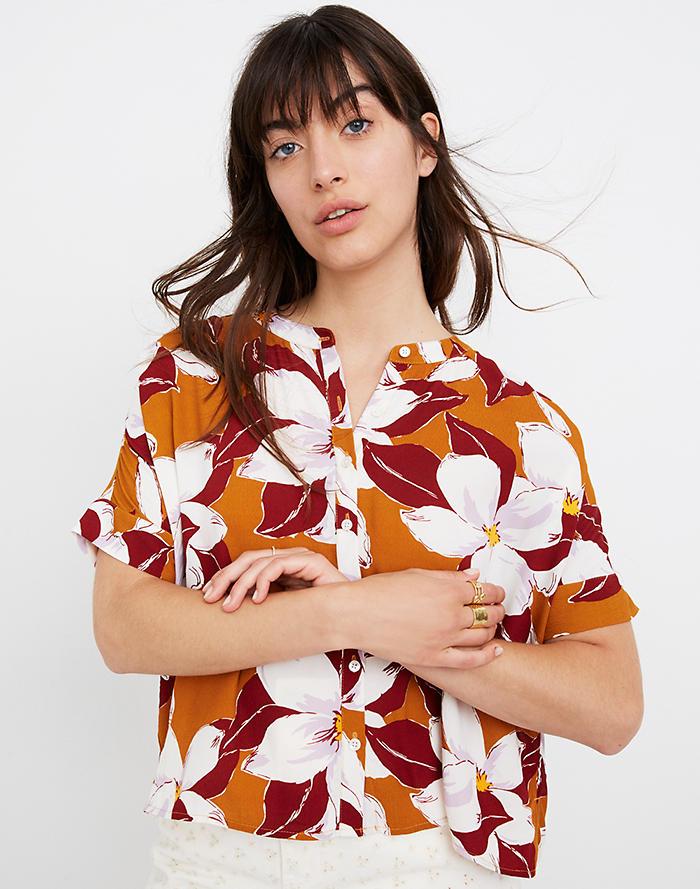 478805e015fe13 Women's Shirts & Tops : Tanks, Tees, Blouses & Chambray | Madewell