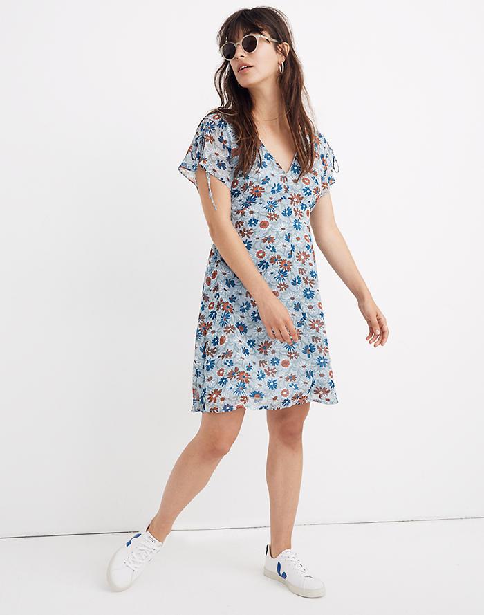 40f91bdb30f New. Open-Back Mini Dress ...