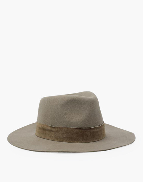 WYETH™ Dylan Rancher Hat in light brown image 2
