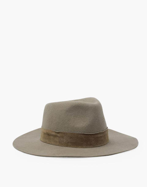 WYETH™ Dylan Rancher Hat in light brown image 1