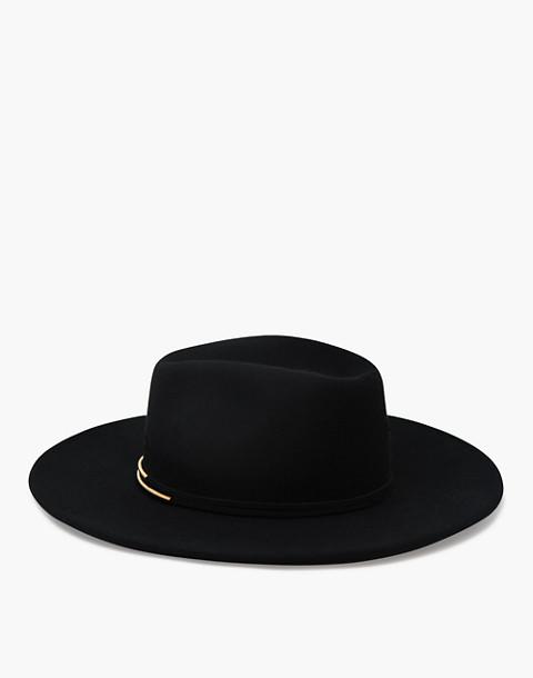 WYETH™ Riley Panama Hat in black image 2