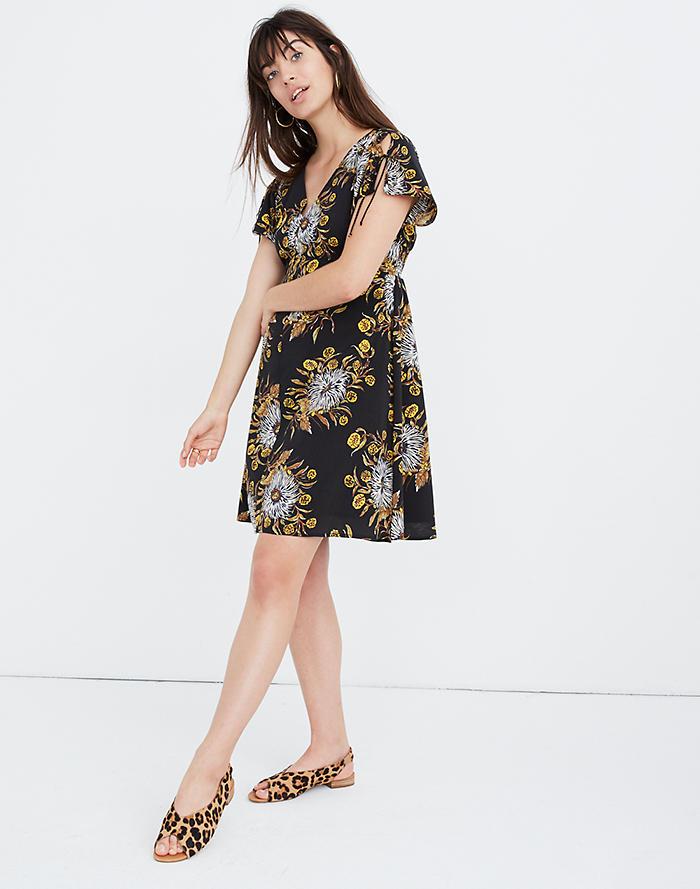 4bc1c7d962b New. Open-Back Mini Dress ...
