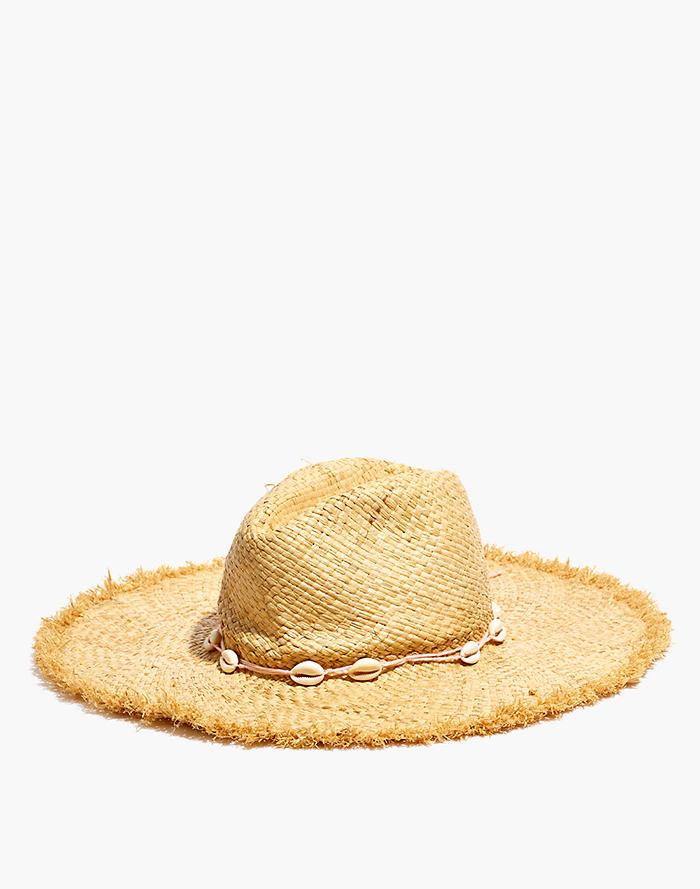 b454c9085fe Madewell x Biltmore® Cowrie Wide-Brim Hat