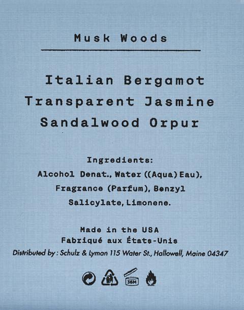 Madewell Indigo Fragrance in indigo image 3