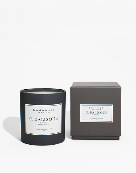 Bodewell Home O.DALISQUE Candle in one color image 2