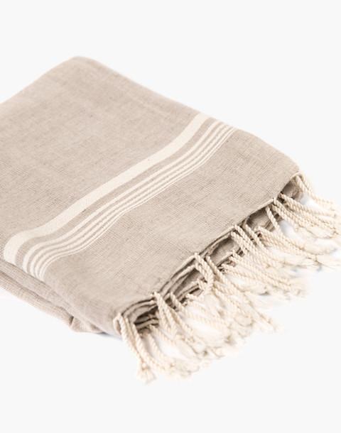 HOUSE No. 23™ Oli Towel in white image 1