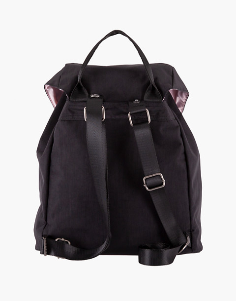 LOLA™ Mondo Phantasm Large Drawstring Backpack in black image 3