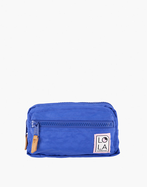 LOLA™ Mondo Chakra Bum Bag in blue image 1