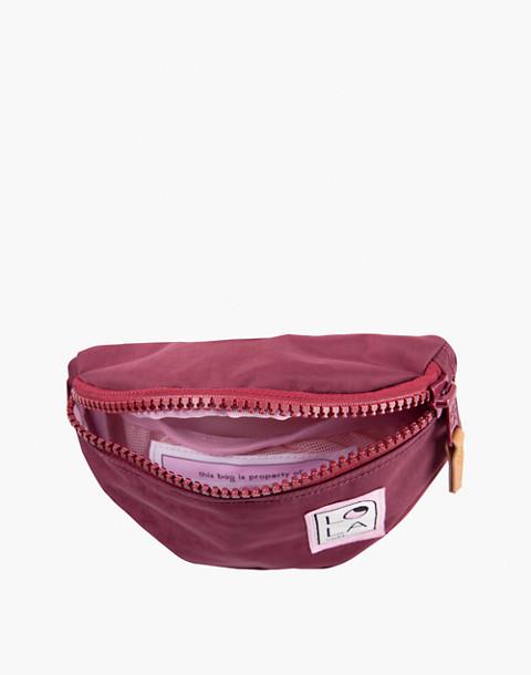 LOLA™ Mondo Moonbeam Bum Bag in dark red image 2