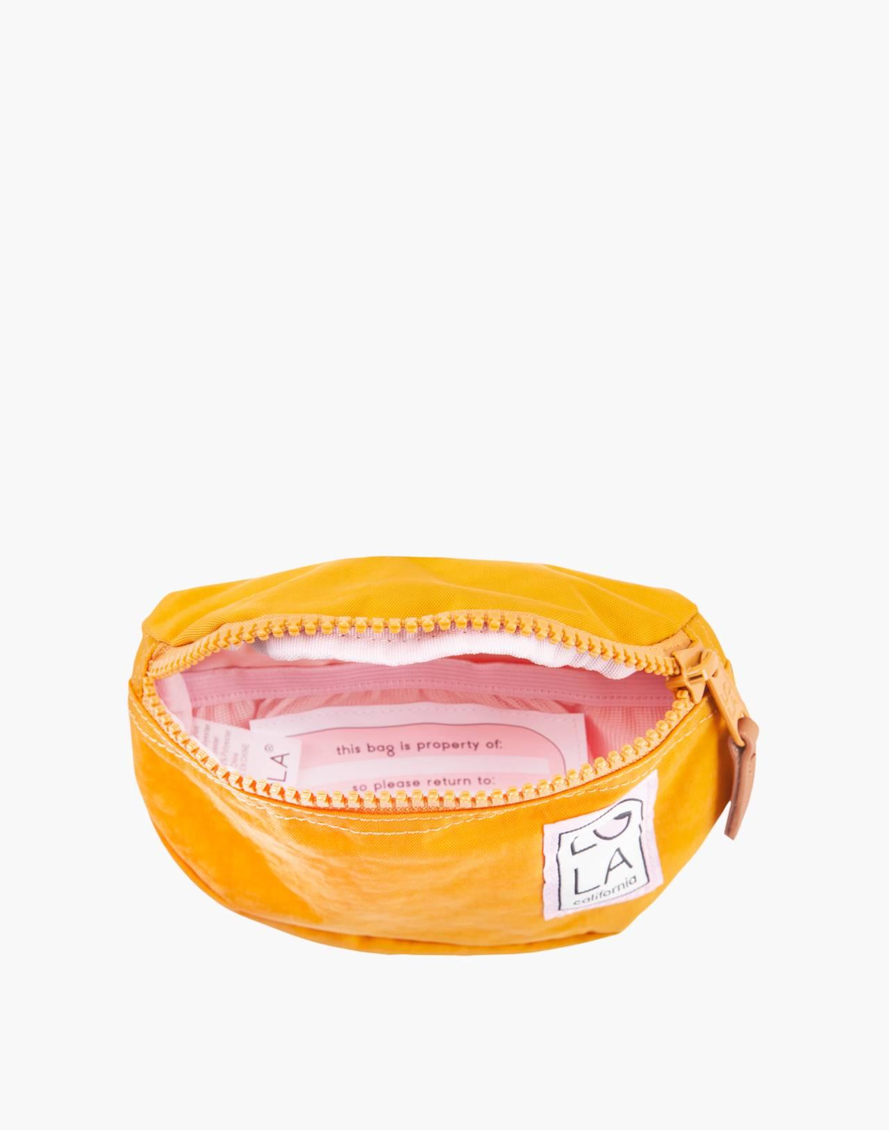 LOLA™ Mondo Moonbeam Bum Bag in yellow image 2