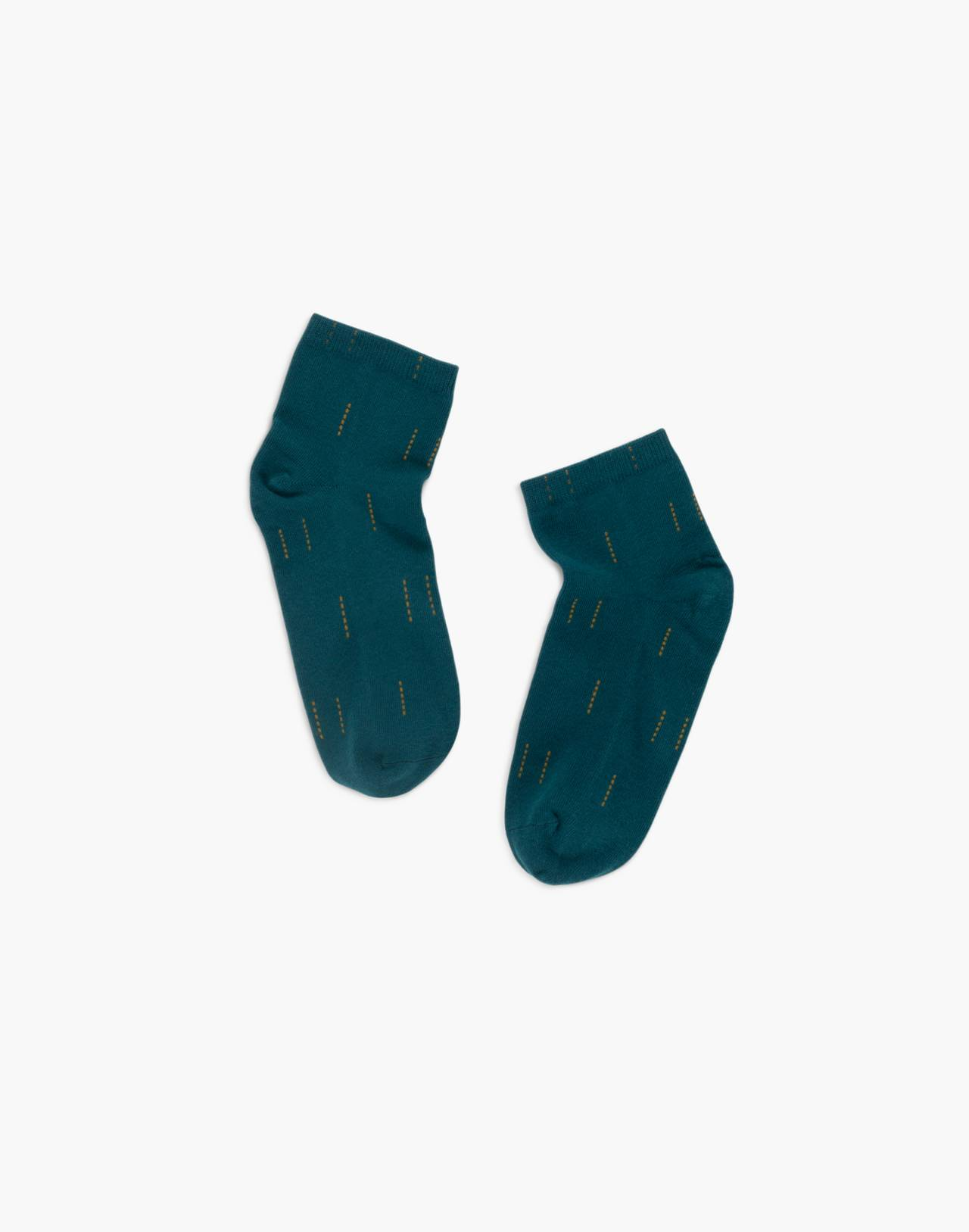 Tailored Union® Pluie Ankle Socks in blue image 1